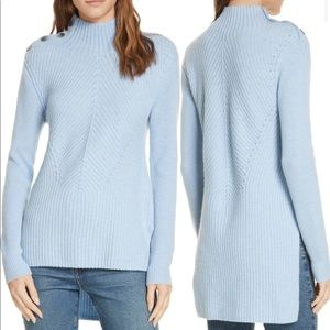 Veronica Beard Rama Cashmere Blend Sweater M